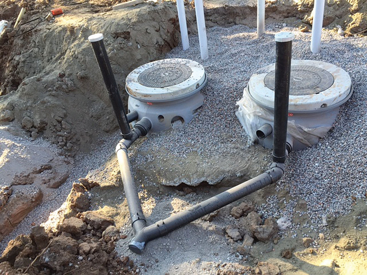 Location For Grease Traps